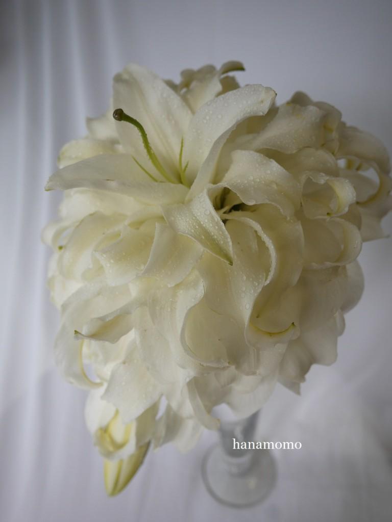 ウェディングの花 ウェディングブーケ